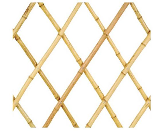 TRALICCIO BAMBOO CANNE GROSSE 180X120