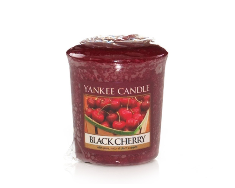 CANDELA BLACK CHERRY VOTIVE CLASSIC