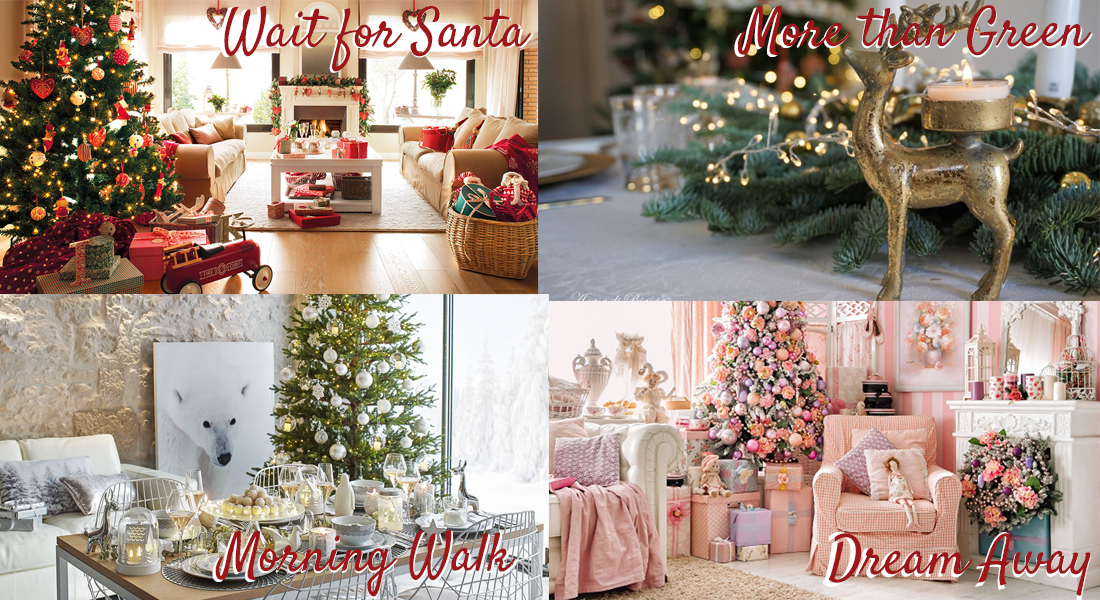 Tendenze Casa & Decor Natale 2019