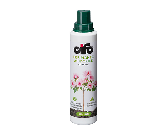 CONCIME LIQUIDO PER PIANTE ACIDOFILE 200ML CIFO