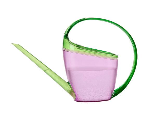 Annaffiatoio Loop Violet/green