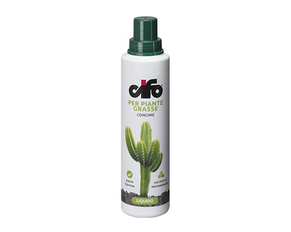 Concime Liquido Per Piante Grasse 200ml Cifo
