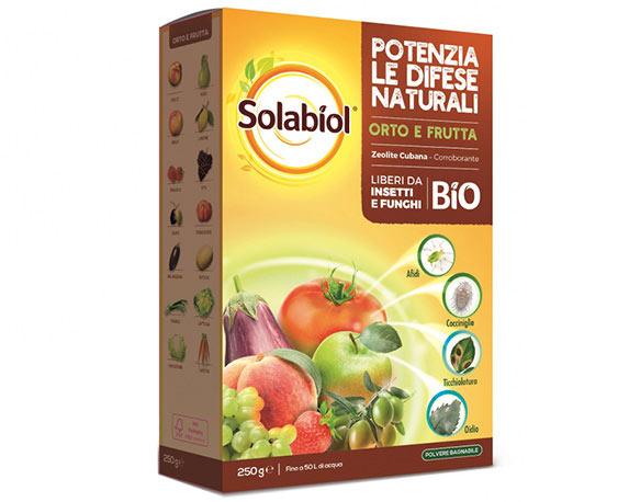 Zeolite Cubana 250g Solabiol