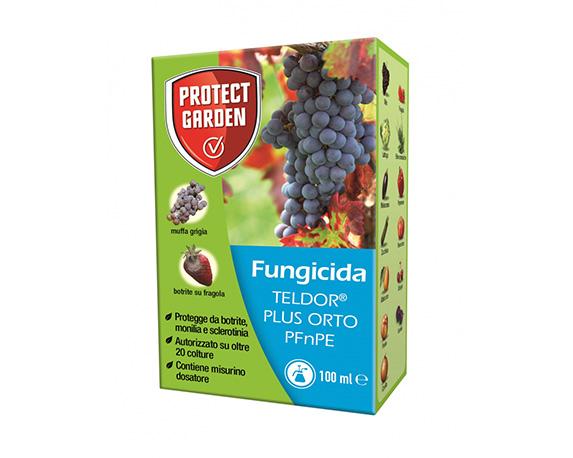 Fungicida Teldor Plus 100ml Protect Garden