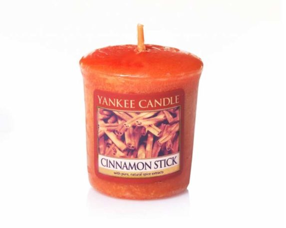 Candela Cinnamon Stick Votive Classic