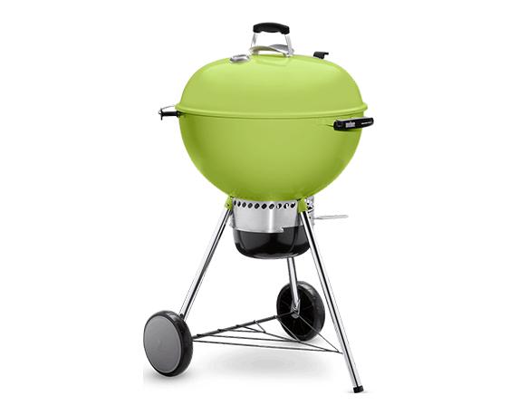 Barbecue Master-touch Gbs Verde Primavera