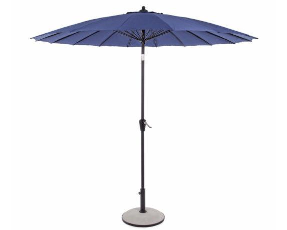 Ombrellone Atlanta 2.7m Blu