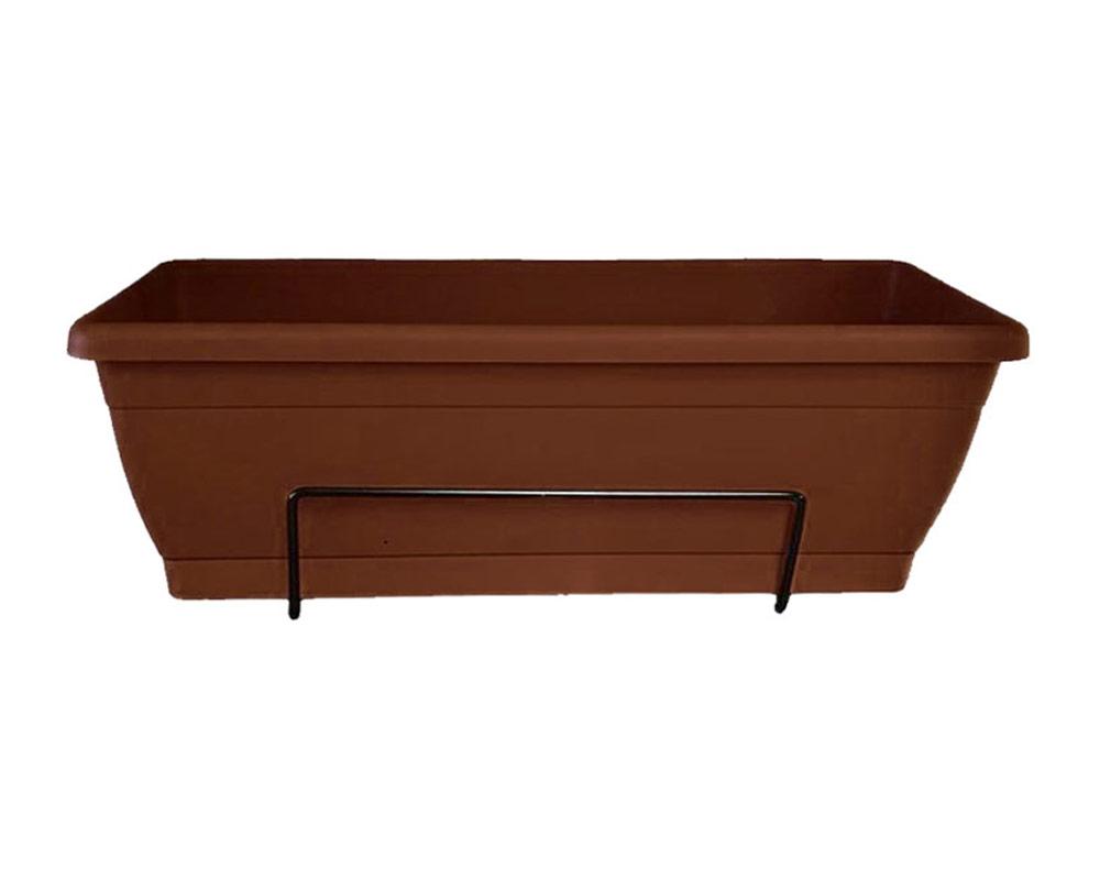 cassetta roxanne 60 cm c supporto veca vasi e coprivaso giardino plastica 3 1