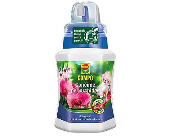 Concime Liquido Orchidee 250ml Compo