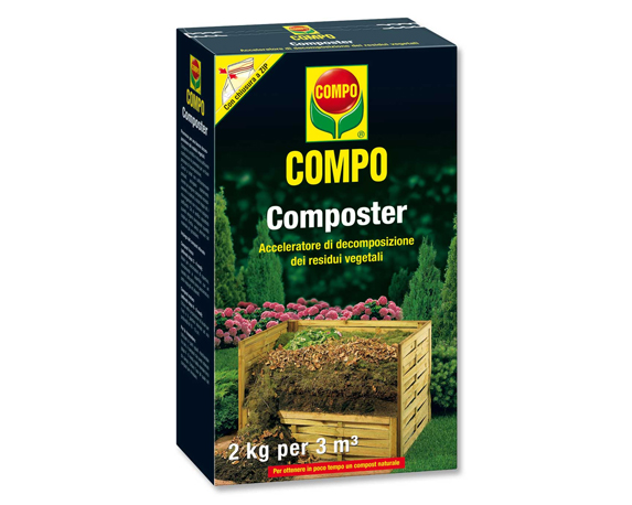 Concime Composter 2kg Compo