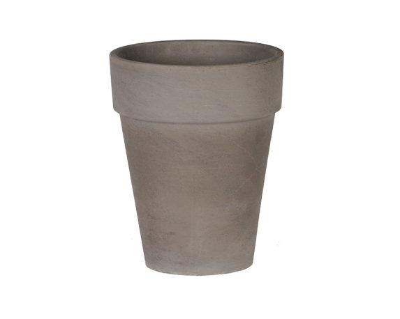 Flowerpot Xl D45cm Basalto