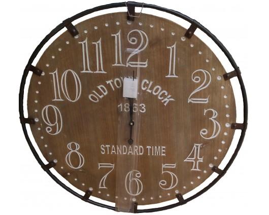 Orologio Old Town Clock Legno