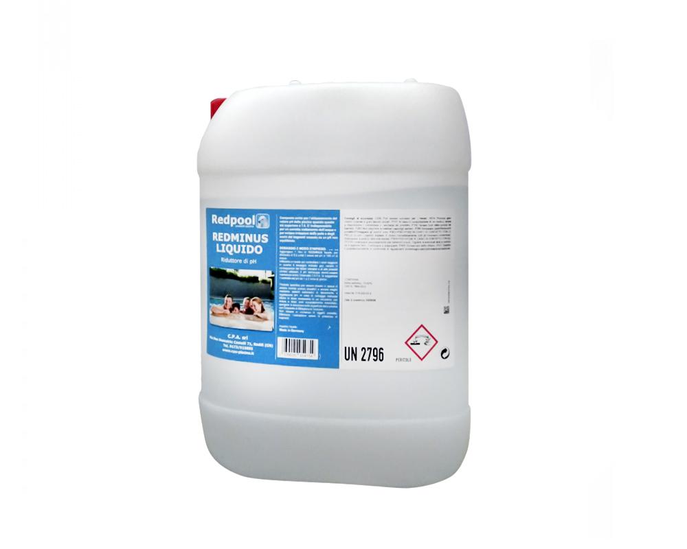 redminus 9 litri