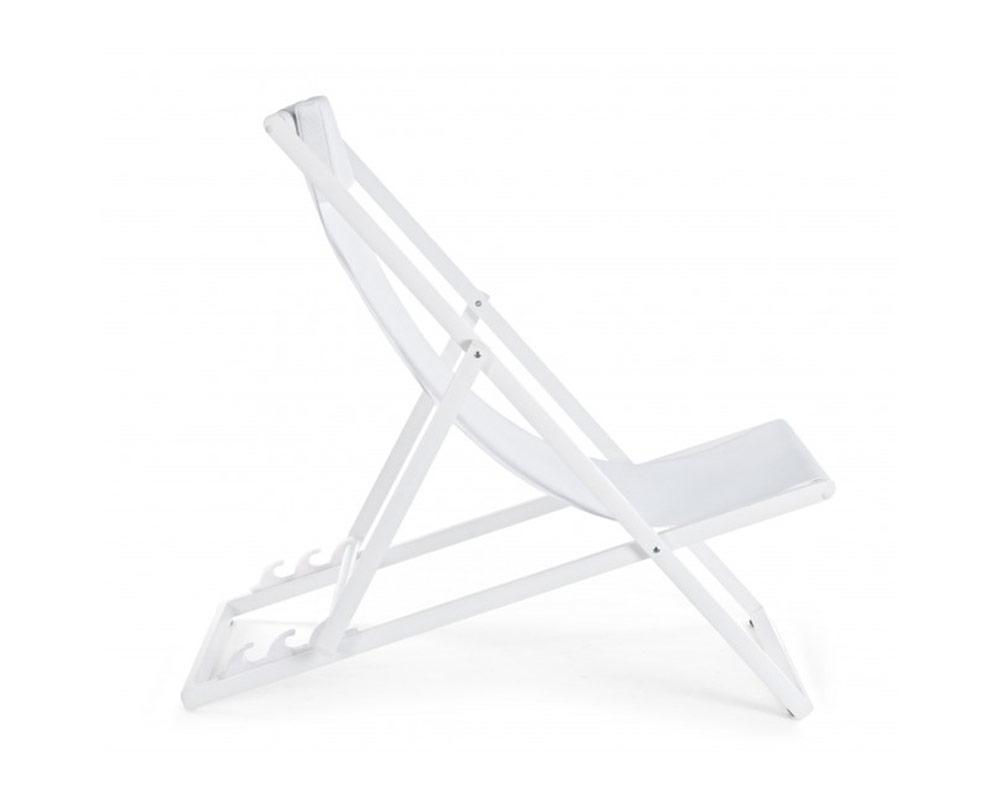 sdraio taylor alluminio bianco bizzotto complementi relax arredo giardino superofferte textilene bizzotto10007339 066 1