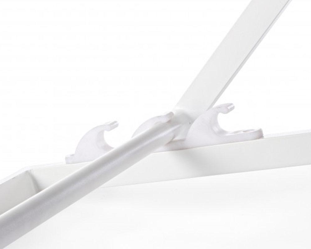 sdraio taylor alluminio bianco bizzotto complementi relax arredo giardino superofferte textilene bizzotto10007339 066 5 1