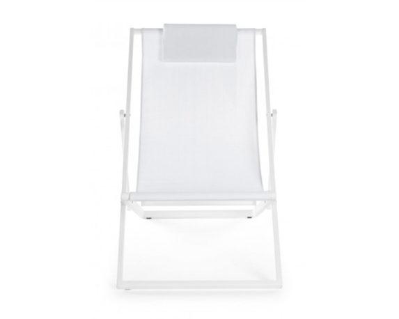 sdraio taylor alluminio bianco bizzotto complementi relax arredo giardino superofferte textilene bizzotto10007339 0662087 1 1
