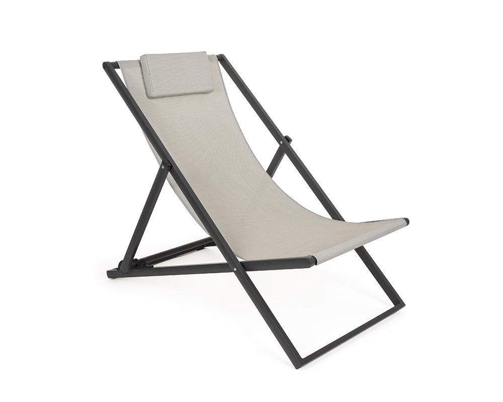 sdraio taylor alluminio bone bizzotto complementi relax arredo giardino superofferte textilene bizzotto10028823 3 1
