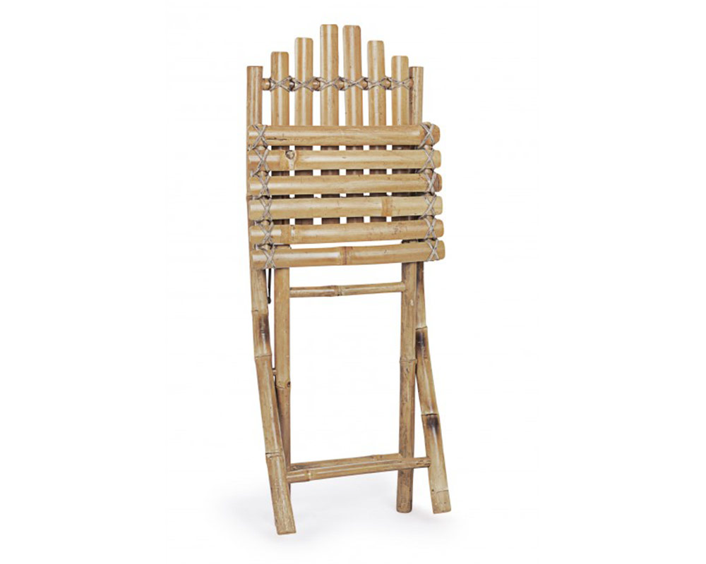 sedia pieghevole joyce bamboo bizzotto arredo giaridno tavoli e sedie 1