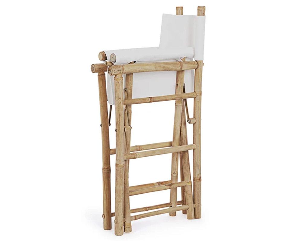 sedia regista joyce bamboo bizzotto complementi relax arredo giardino 2 1