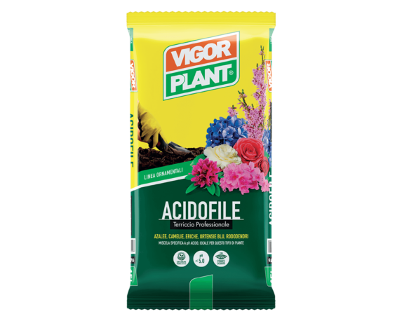Terriccio Acidofile 20lt – Vigorplant