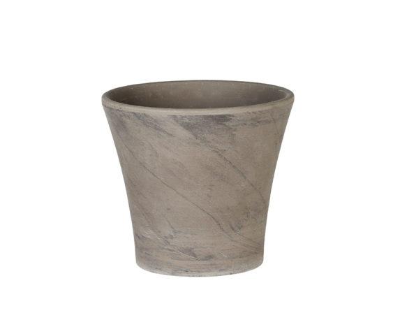 Vaso Rio D26cm Basalto