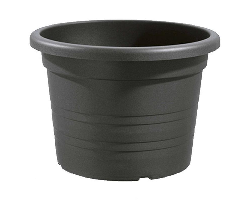 vaso cilindro 40 cm veca vasi e coprivaso giardino plastica 4 1