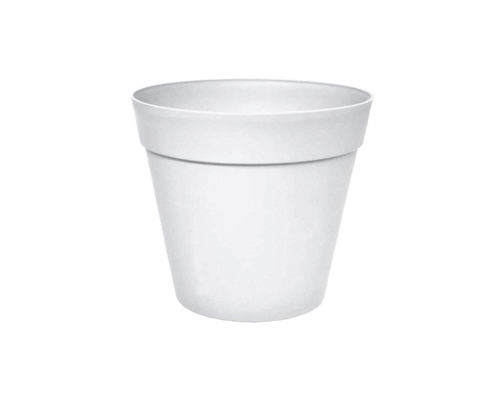 vaso conico chicago 30 cm telcom vasi e coprivaso giardino plastica 3 1