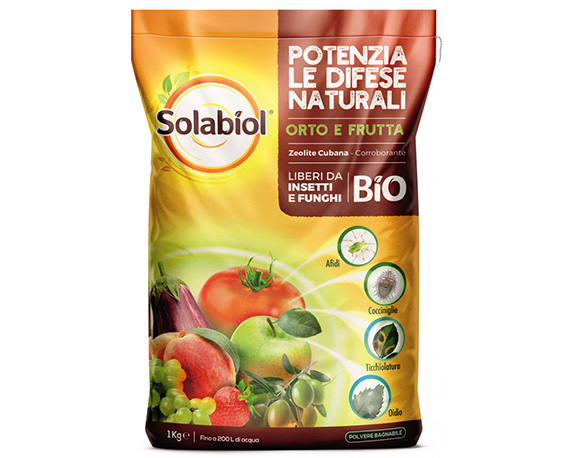 Zeolite Cubana 1kg Solabiol