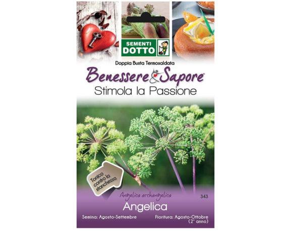 Angelica Benessere E Sapore