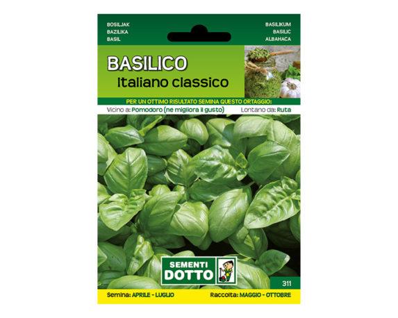 Basilico Italico Classico