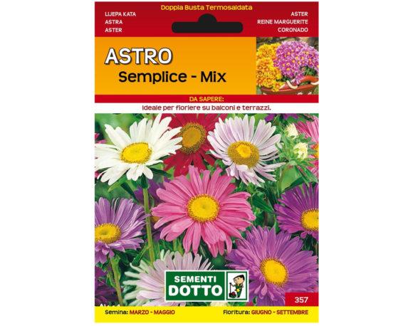 Astro Semplice Mix
