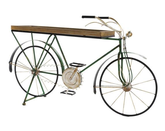 Console Bicicletta Metallo