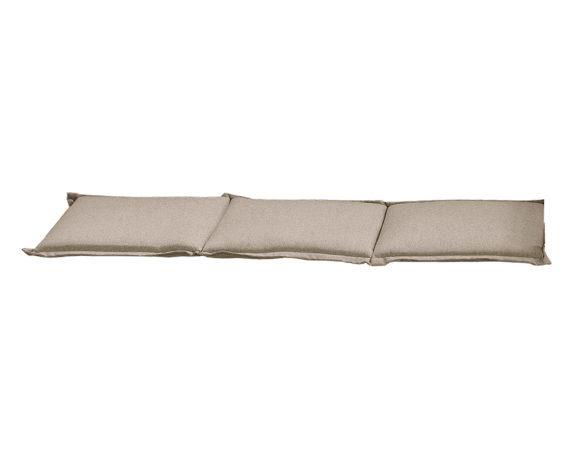 Cuscino Panca 3 Posti Sabbia