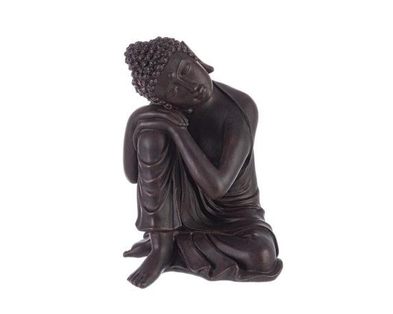 Decorazione Buddha Riposo H31