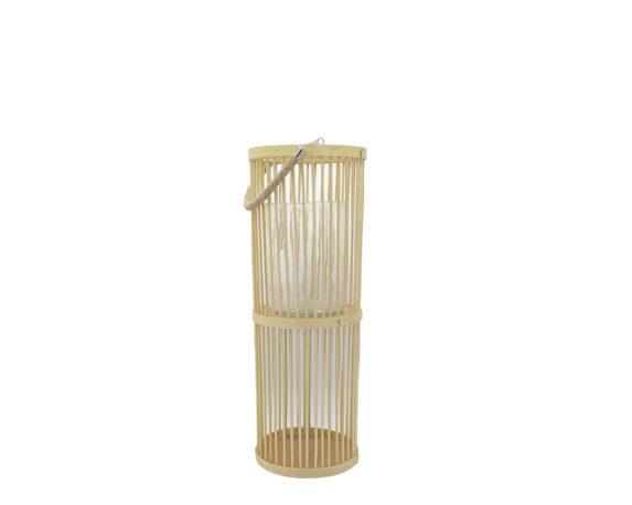 Lanterna Bamboo Medium Beige