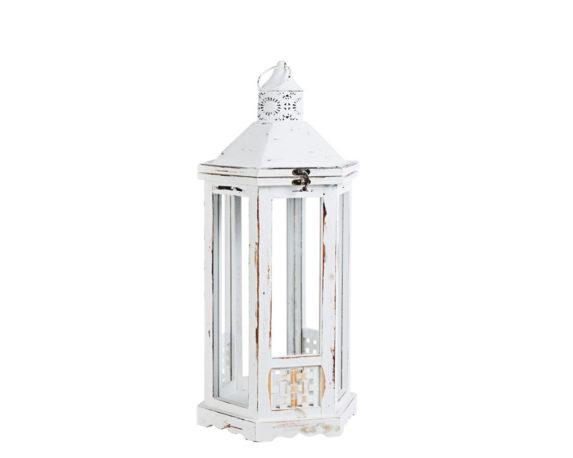 Lanterna Farah Esagonale Small