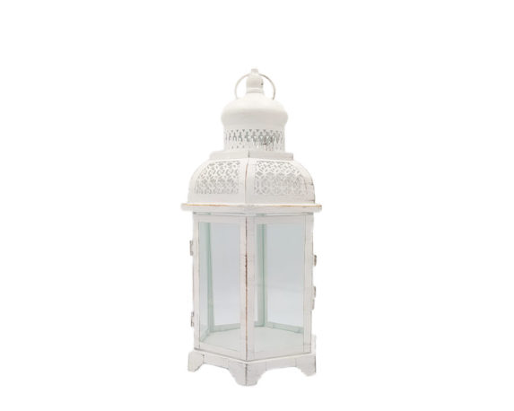 Lanterna Esagonale Small Romantic