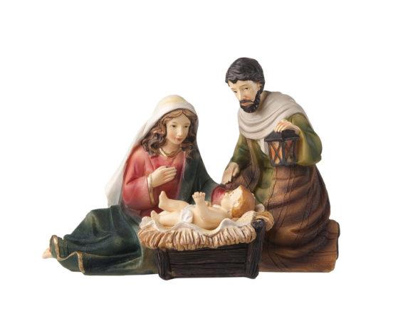 Nativita' Sacra Famiglia 12h Resina