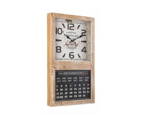 Orologio Parete C-calendario Assortiti