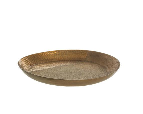 Piatto Decorativo Hammel Oro D35