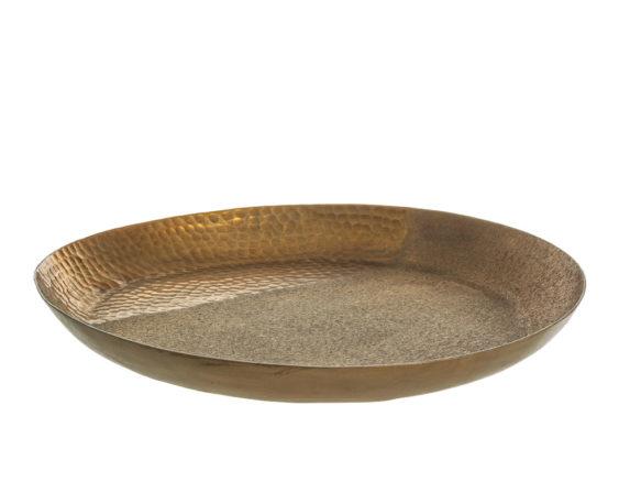 Piatto Decorativo Hammel Oro D40