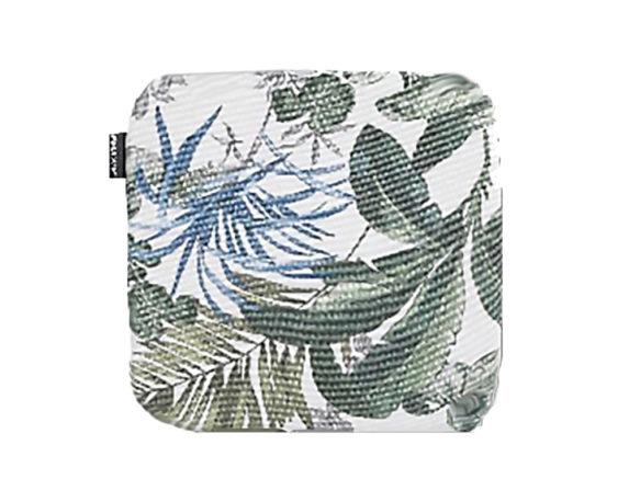 Cuscino Seduta Foglie 40×40 Cotone