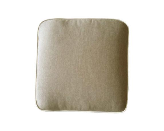 Cuscino Seduta Nocciola