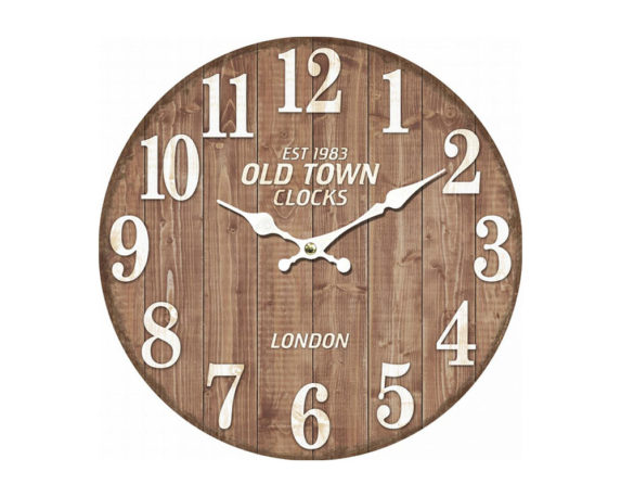 Orologio Old Town Clocks Mdf