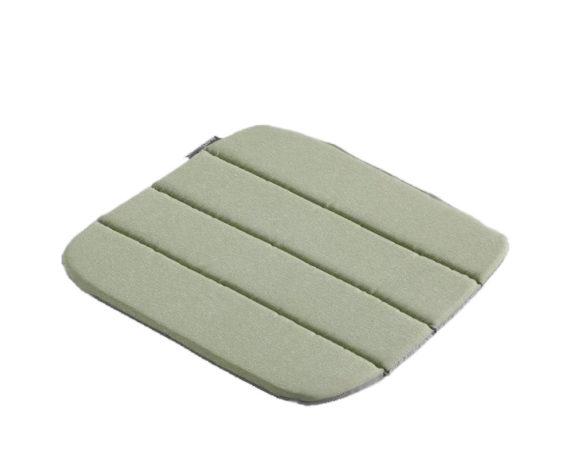 Cuscino Seduta Antiscivolo Impunture  Verde 40×40 Cotone